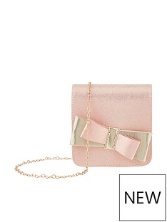 monsoon-yasmin-bow-shimmer-bag