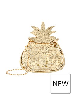 monsoon-sweet-sequin-pineapple-bag