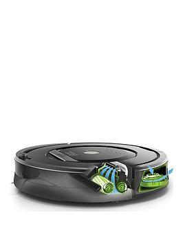 iRobot Roomba 980 Robot Vacuum Cleaner in Black