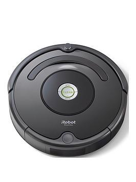 iRobot Roomba 676 Robot Vacuum Cleaner in Charcoal