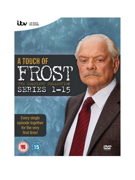 a touch of frost season 12 episodes