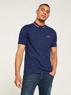 barbour-international-shift-polo-shirt-blue