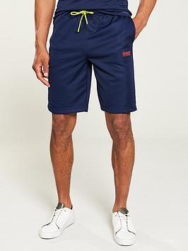barbour-international-transmission-shorts-blue
