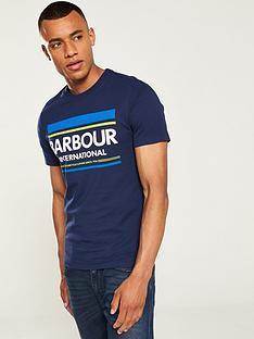 barbour-international-control-t-shirt-blue