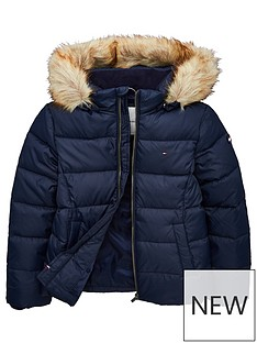 533924c6741769 Tommy hilfiger   Girls clothes   Child & baby   www.very.co.uk