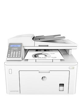 LaserJet Pro M148fdw All-in-One Laser Printer with Fax, Black