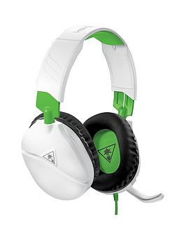 turtle-beach-ear-force-reconnbsp70xnbspgaming-headset-white