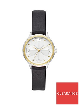 kate-spade-new-york-kate-spade-rosebank-white-and-two-tone-detail-scalloped-dial-black-leather-strap-ladies-watch