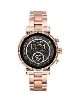 michael-kors-michael-kors-access-sofie-full-display-crystal-set-dial-rose-gold-stainless-steel-bracelet-ladies-smart-watch