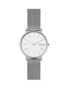 skagen-skagen-silver-dial-stainless-steel-mesh-strap-ladies-watch