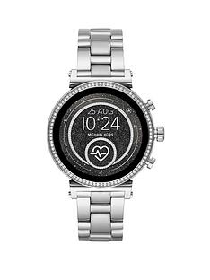michael-kors-michael-kors-access-sofie-full-display-crystal-set-dial-stainless-steel-bracelet-ladies-smart-watch