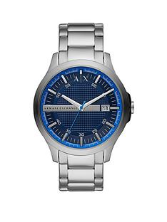 armani-exchange-armani-exchange-hampton-black-and-blue-detail-date-dial-stainless-steel-bracelet-mens-watch
