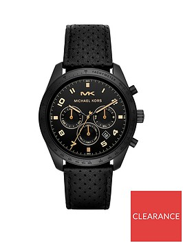 michael-kors-michael-kors-keaton-black-sunray-and-rose-gold-detail-chronograph-dial-black-perforated-silicone-strap-mens-watch