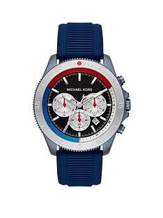 michael-kors-michael-kors-theroux-sport-black-silver-and-red-detail-chronograph-dial-blue-silicone-strap-mens-watch