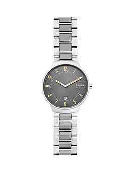 skagen-skagen-grey-sunray-and-yellow-detail-date-dial-stainless-steel-bracelet-mens-watch