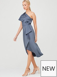 ted-baker-ridah-waterfall-skirt-one-shoulder-dress-gunmetal