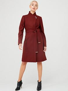 ted-baker-ellgenc-long-belted-wrap-coat-dark-brown