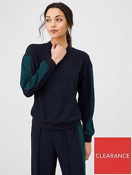 ted-baker-keelee-contrast-tape-sweatshirt-dark-blue