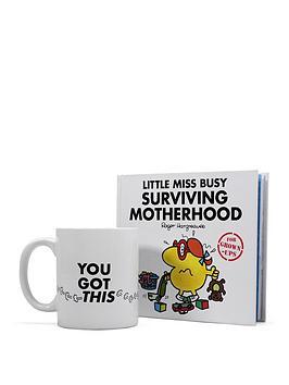 little-miss-busy-surviving-motherhood-book-and-mug-set