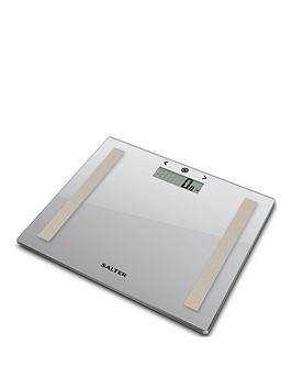 Salter Compact Analyser Personal Bathroom Scale