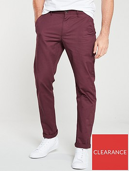 farah-elm-twill-chino-trousers-farah-red