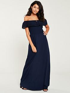 release date: ca0d3 8ac86 V by Very Bardot Maxi Dress