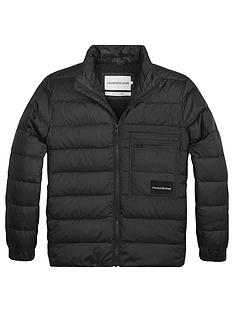 calvin-klein-jeans-boys-recyclednbspdown-bomber-jacket-black