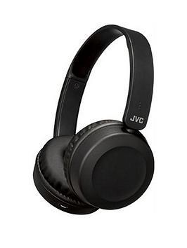jvc-deep-bass-s31bt-wireless-bluetooth-on-ear-headphones-black