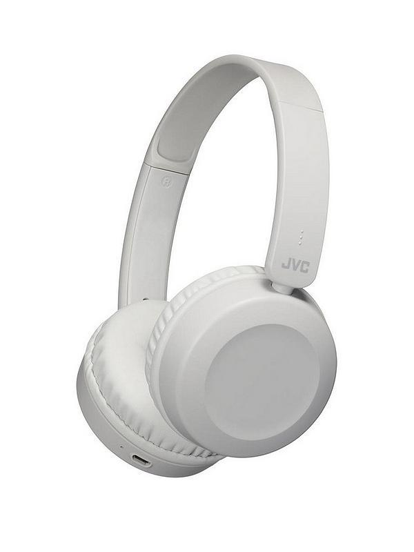 Deep Bass S31BT Wireless Bluetooth On-ear Headphones - White