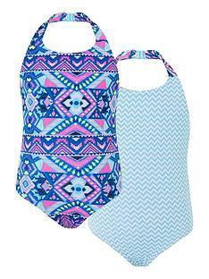 18432cf2232 Monsoon Aailyah Reversible Swimsuit