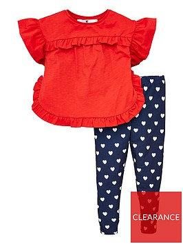 v-by-very-girls-ruffle-detail-top-and-leggings-outfit-red