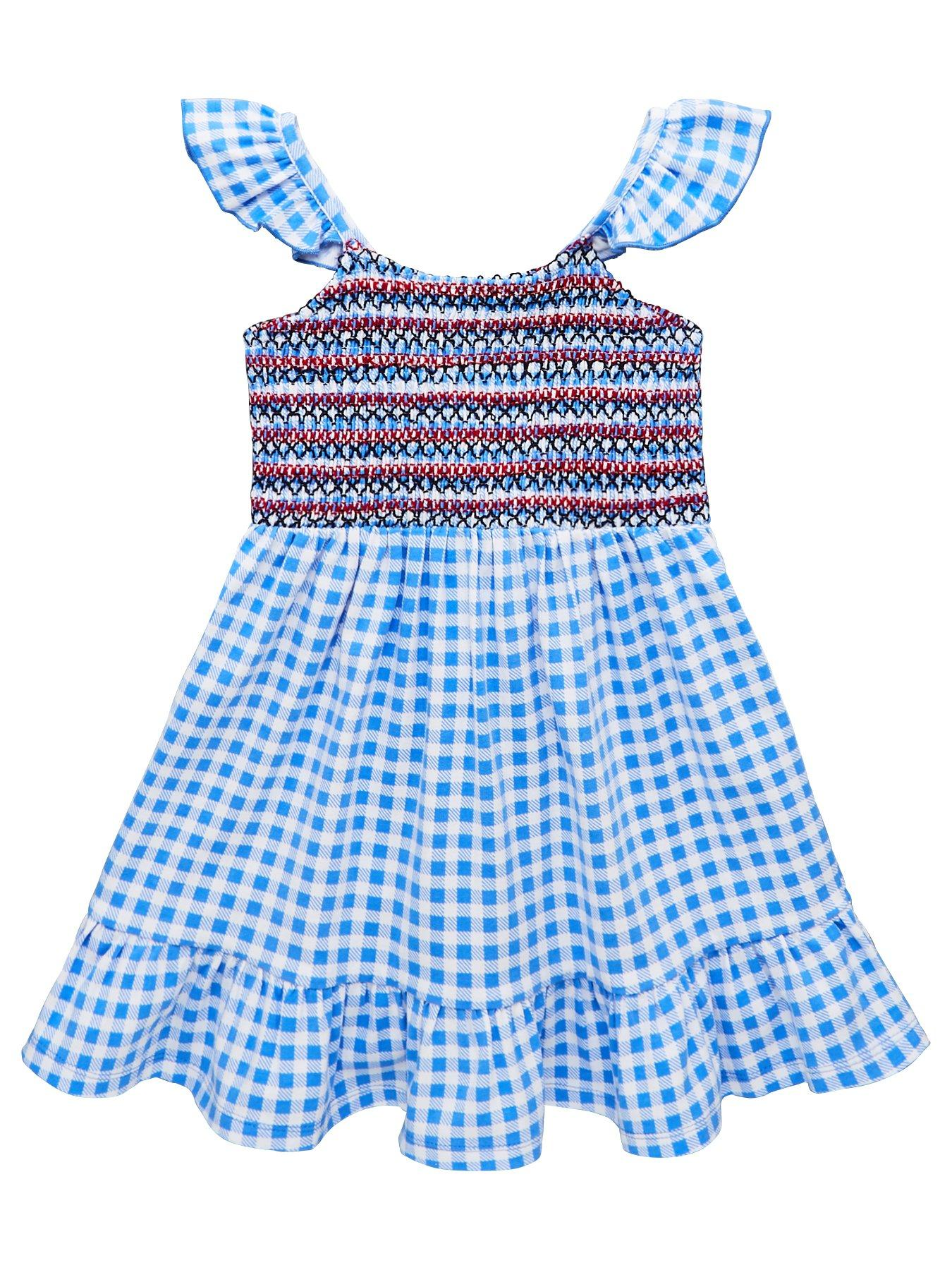 Lovely Pretty Baby Girls Dress 9-12 Months Products Are Sold Without Limitations Clothes, Shoes & Accessories Dresses
