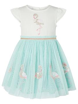 monsoon-baby-girls-disco-flamingo-dress-aqua