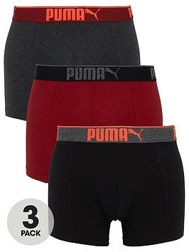 puma-3-pack-of-basic-solid-boxer-shorts-redgreyblack