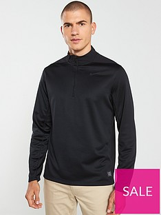 nike-golf-dry-core-12-zip-top-black