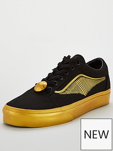 vans-harry-potter-old-skool-plimsolls--nbspblacknbsp