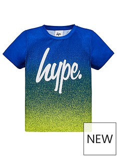 hype-boys-script-short-sleeve-t-shirt-neon-green