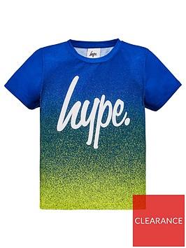 hype-boys-script-short-sleeve-t-shirt-neon-green