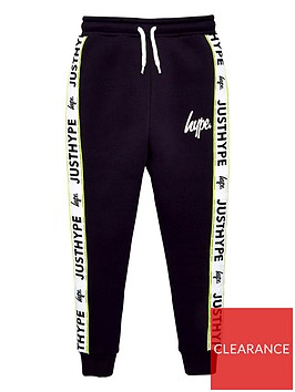 hype-boys-taped-jog-pants-navy