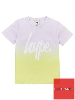 hype-girls-fade-script-t-shirt-pink