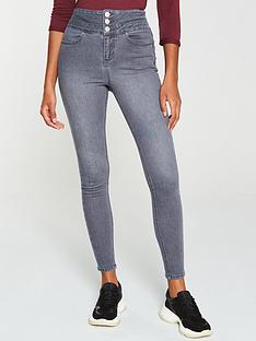 v-by-very-macy-high-waistnbspskinny-jean-grey