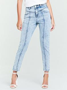 e35abd10ef6 Boyfriend Jeans | Womens Boyfriend Jeans | Very.co.uk