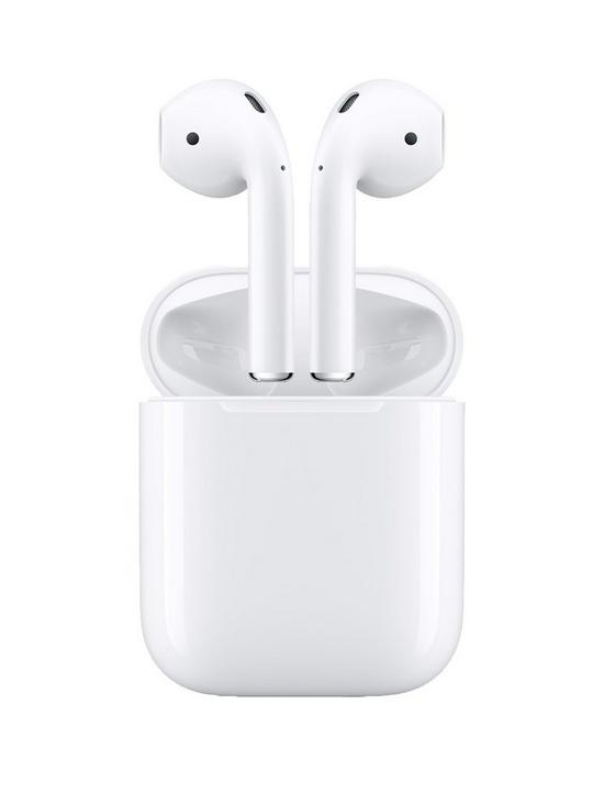 0d93ec0832e Apple AirPods (2019) with Charging Case | very.co.uk
