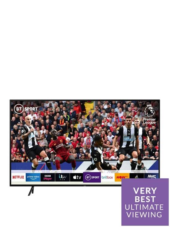 QE82Q60 (2019) 82 inch, QLED 4K Ultra HD Certified HDR 1000 Smart TV