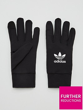 adidas-originals-techy-gloves-black