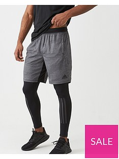 adidas-training-winterised-shorts-black