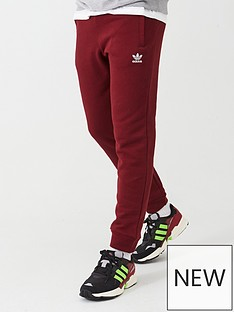 adidas-originals-essential-trefoil-pants-burgundy