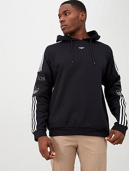 adidas-originals-spirit-trefoil-crew-sweat-black