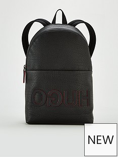 hugo-victorian-leather-backpack-black
