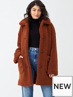v-by-very-teddy-worker-jacket-caramel